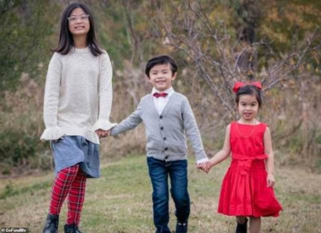 Colette, Edison, and Olivia Nguyen died on Friday alongside their grandmother after a fire at their house in Sugar Land on Friday. The children's father, Nathan, starts in an HBO show called House of Ho, which chronicles the lives of the members of a wealthy Vietnamese-American family living the American Dream in Houston