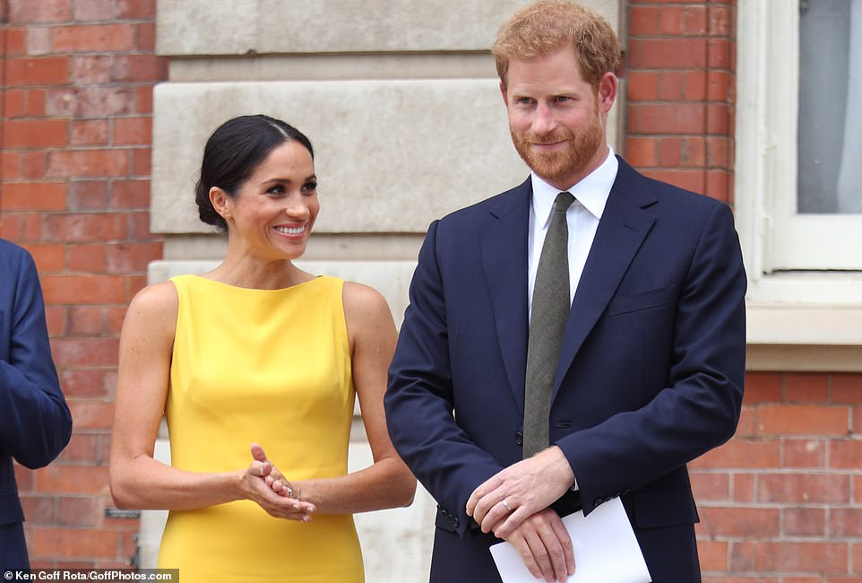 Oprah spent two days interviewing Meghan and Harry hours before their parting shot at Palace, Nzuchi Times