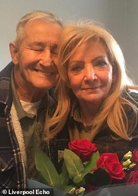 Before: John Ross, 89, on Valentine's last year with Marlene
