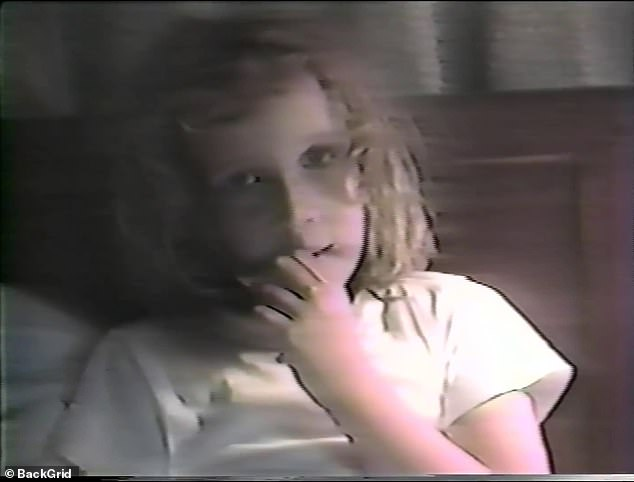 takes an in-depth look at allegations that the Annie Hall director, 85, sexually abused his daughter, Dylan Farrow (seen above in home video footage obtained by HBO)