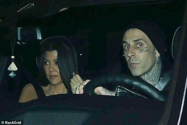 Travis Barker heads out for dinner with his children after going official with Kourtney Kardashian, Nzuchi Times