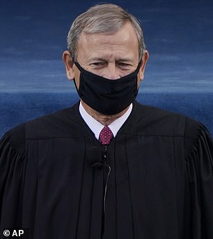 Ruling by court: The court led by Chief Justice John Roberts will not hear the Trump tax case. It is unknown if any justices wanted to hear it - none indicated a dissent