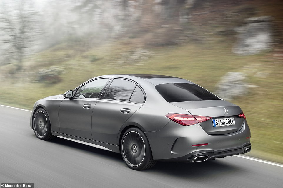 The new C-Class has been hailed the baby S-Class, given that it shares heaps of technology you'd usually find on the flagship Mercedes that costs twice as much money to buy