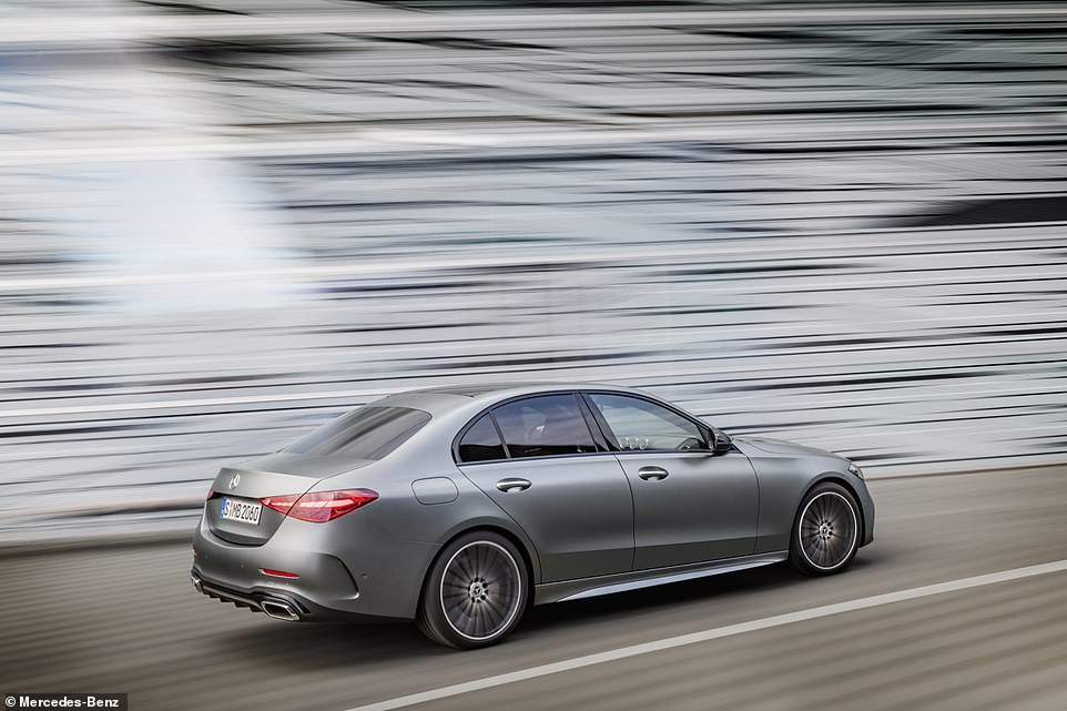 While many other car brands are looking to ditch diesel engines, Mercedes will continue to offer them in the C-Class and is also set to reveal a diesel plug-in hybrid