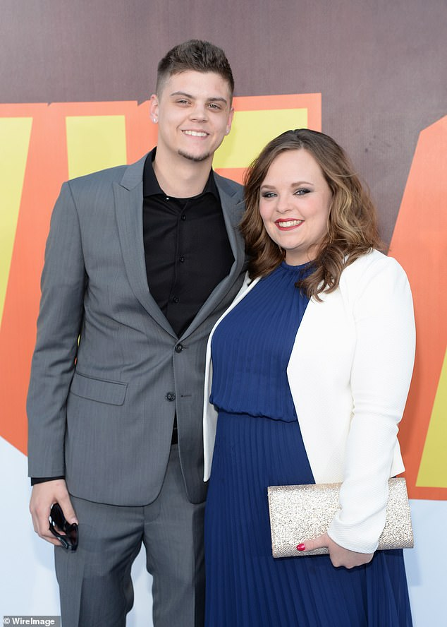 'The rainbow was worth the storm':Teen Mom OG star Catelynn Lowell and her husband Tyler Baltierra are expecting their fourth child together, just months after suffering a devastating miscarriage