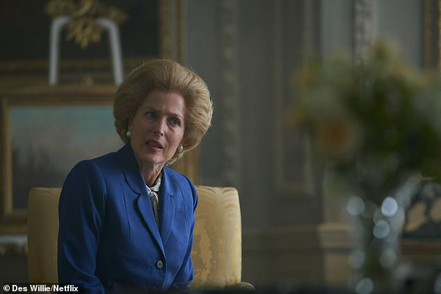 Gillian Anderson set to star as Eleanor Roosevelt in new Showtime series The First Lady, Nzuchi Times