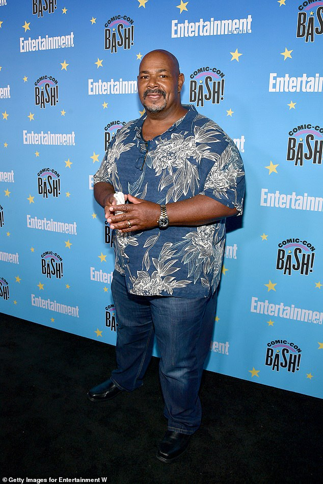 Accomplished Voice Performer: Richardson, 56, has voiced various roles on The Simpsons since 2009, along with countless other titles;  seen in 2019