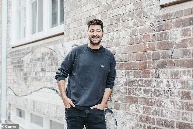 Cliff Obrecht, (pictured) the billionaire co-founder of graphic design business, Canva, has blasted the Australian government's decision to regulate Facebook as he backs the social media giant's ban on news