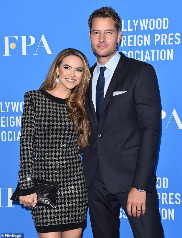 The Latest: This Is Us star Justin Hartley, 44, and Selling Sunset star Chrishell Stause finalized their divorce earlier this month.  They were photographed in Los Angeles in 2019