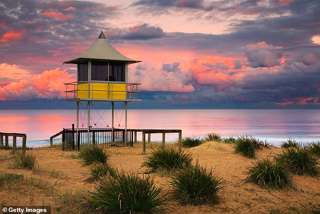 10. The Entrance, New South Wales: A relaxing family favourite on the Central Coast, where the lake meets ocean, this town has plenty of water activities, from fishing, hiring a boat or exploring one of the many local beaches on offer