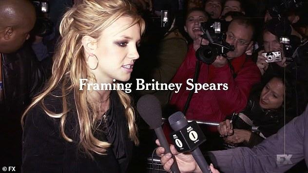'Su roca': Al llamar a Britney su 'roca', Courtney dijo que el documental había 'abierto el corazón de muchas personas' a lo que es estar 'en la piel de una personalidad en el centro del juicio'