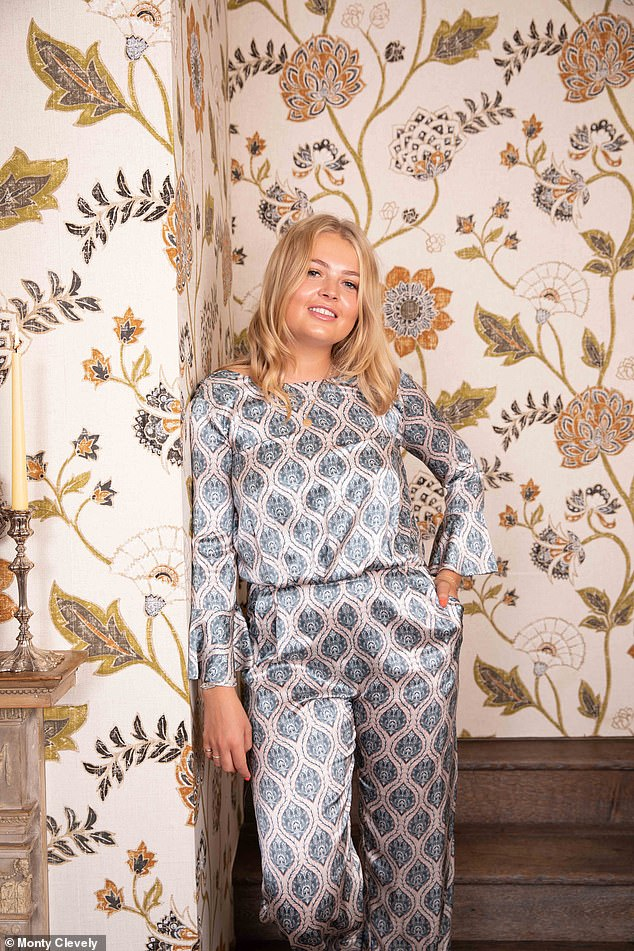 Monty Clevely (pictured), founder of Full Monty Events, a boutique wedding and events planning consultancy, says she was 'so anxious' for the announcement yesterday - but was delighted with the news