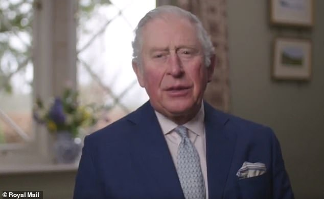 Prince Charles has shared a video showing his 'profound appreciation' for the Royal Mail adding it's an 'incredibly important lifeline'.
