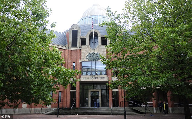 Prosecutor Stephen Littlewood told Hull Crown Court (pictured): 'The camera was located in the smoke alarm'