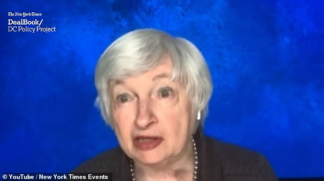 Janet Yellen says she is open to increasing corporate taxation, Nzuchi Times