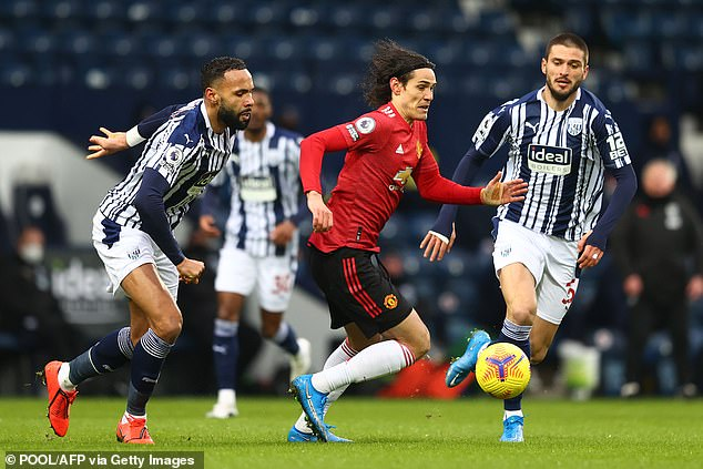However, United will only sign him ifEdinson Cavani's contract is not extended