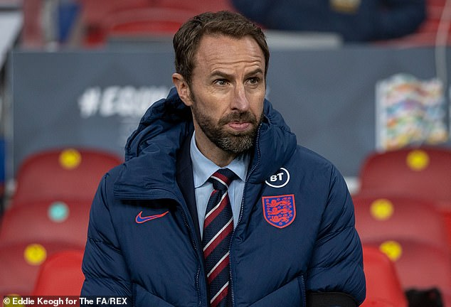 England boss Gareth Southgate has a number of different playmaker options to choose from