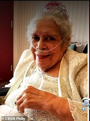 The great-great-grandmother, who was two years old when the flu outbreak broke out in Spain, has recovered from the coronavirus more than a century later, having tested positive for the disease on January 25.