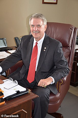 Donovan has been the district attorney of Paulding County since 2011