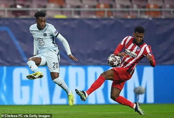 Hudson-Odoi showed signs against Atletico Madrid that he has no hard feelings with Tuchel