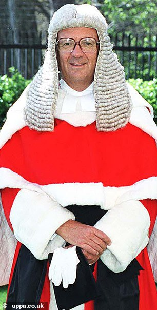 Earlier this month the Daily Mail published an open letter to the Home Secretary from the former High Court judge, Sir Richard Henriques (pictured)