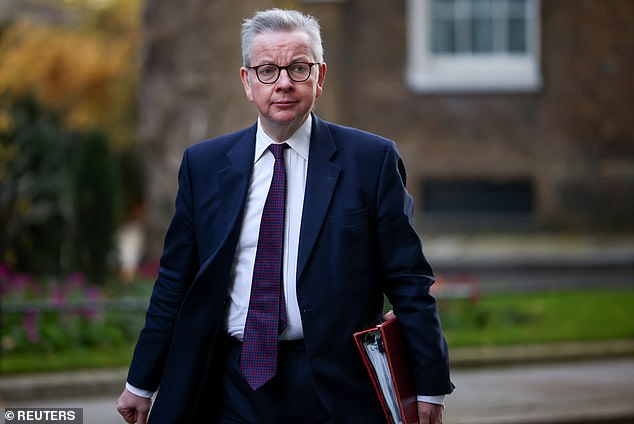 Mr Johnson has now tasked Michael Gove with leading a review into so-called Covid passports as part of the roadmap for lifting lockdown restrictions in England