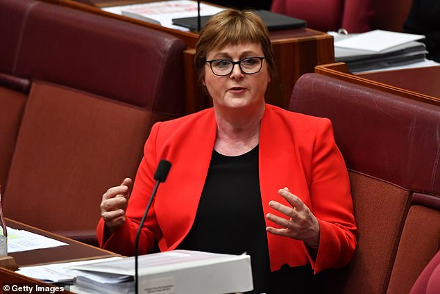 Defence Minister Linda Reynolds has been released from hospital and is expected to take two weeks' leave in the wake of the Britany Higgins alleged rape scandal