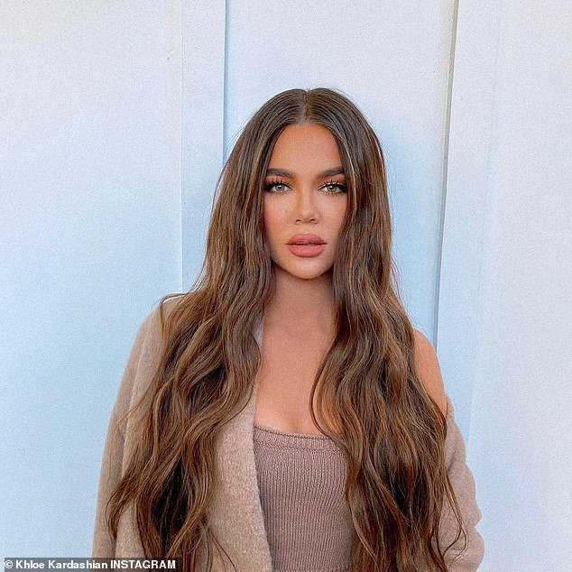 Hot mama: The star and on/off boyfriend Tristan Thompson share a two-and-a-half-year-old daughter named True