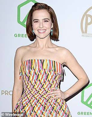 Also joining the cast of The Outfit is Zoey Deutch, known for Netflix's The Politician and Set It Up