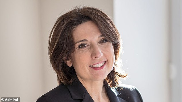 Milena Mondini is the CEO of Admiral, another firm that has both a female CEO and Chair