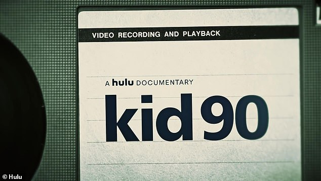 Screen Time: Kid 90 premieres March 21, 2021 on Hulu