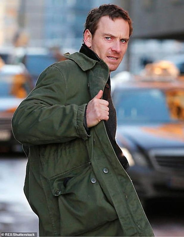 Working Hard: Fassbender Will Also Play Colt Magnum In Upcoming Action Comedy Movie Kung Fury 2;  seen in 2017's The Snowman