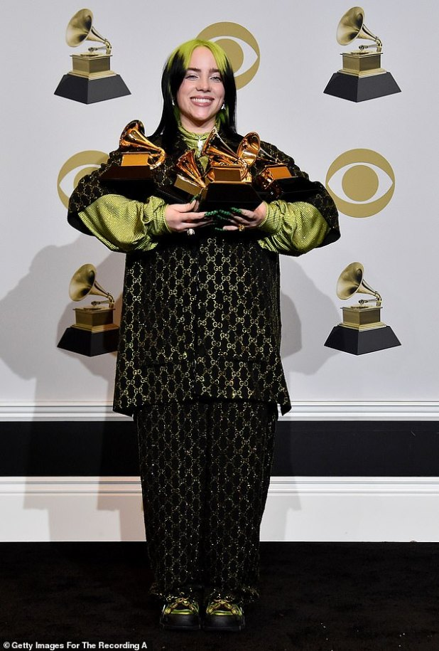 Behind the scenes: The documentary follows the teenage artist from the last part of the recording of her debut album, When We All Fall Asleep, Where Do We Go?  - until the 2020 Grammys, where he took home four trophies from six nominations