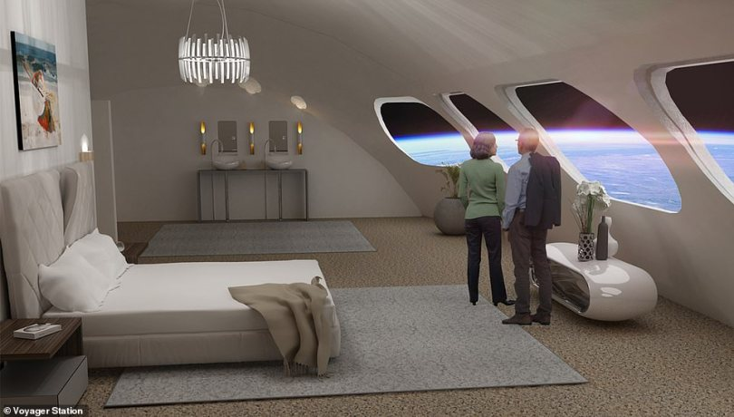 39897234 9311791 It will feature a series of pods attached to the outside of the  a 4 1614599500316 - Bem vindo a Suíte Espacial do Hotel Voyager!