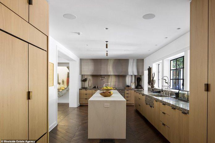 Objetivos de diseño: No se repararon en gastos para crear la casa de sus sueños.