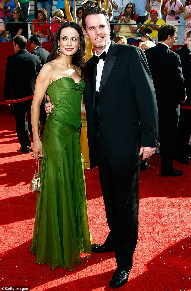 Details: The Golden Globe-nominated actor was embroiled in a legal fight with his ex-wife Jane Stuart, which brought him back to court last October, nearly a year after finalizing their separation in November 2019. L the former couple were photographed.  2008 in LA
