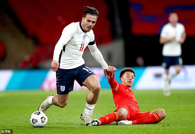 Jack Grealish was in stunning form when finally given his chance by Southgate last year
