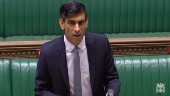 In his Budget Rishi Sunak hailed the impact of the vaccine rollout saying the government's watchdog now expects the economy to get back to its pre-pandemic level by mid-2022 - six months earlier than previously thought