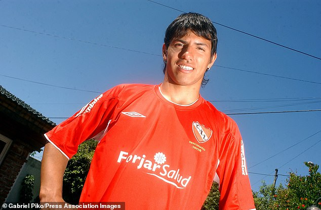 Aguero has made it no secret that he wants to return to his boyhood club Independiente