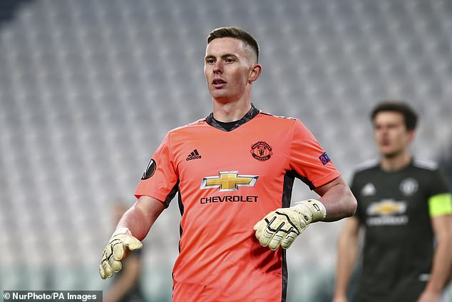 The move gives Dean Henderson a clear run at the No 1 jersey in what is a dramatic twist