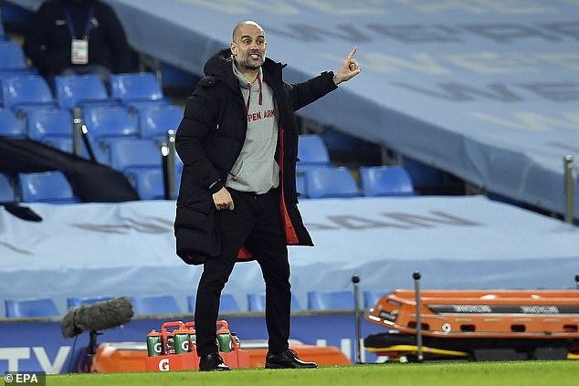 Pep Guardiola's men can take another giant step towards the title with a Manchester derby win