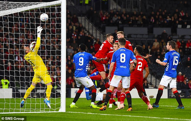 Defeat in both the League and FA Cup to Aberdeen were big disappointments in 2018-19