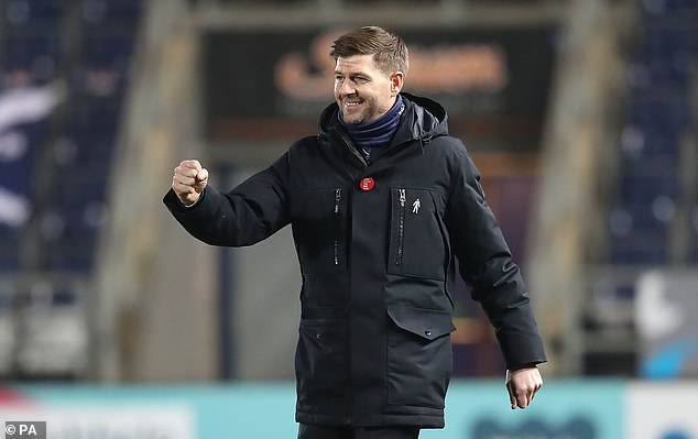Steven Gerrard has finally delivered The Journey's End after sealing Rangers' 55th league title