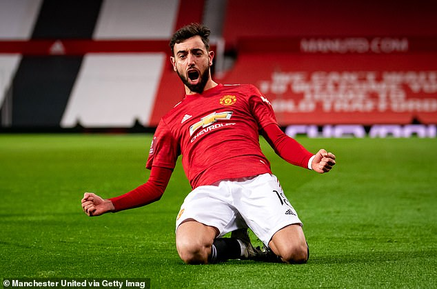 Manchester United will have to pay Sporting Lisbon again if Bruno Fernandes wins PFA POTY