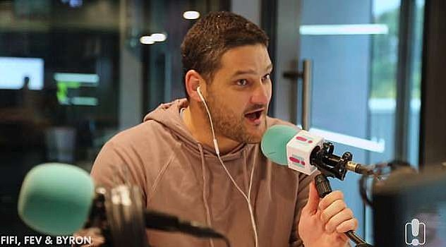 Fevola (pictured) revealed that he sold one of his medals to feed his gambling addiction