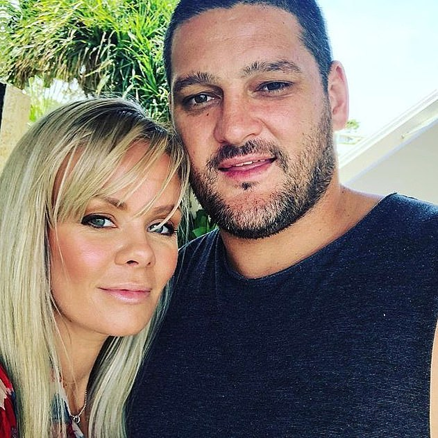 Ouch:The former footballer candidly retold the troubling story on the Fifi, Dave, Fev and Byron show, revealing: 'I lost $360,000 in three to four days... what an absolute idiot'