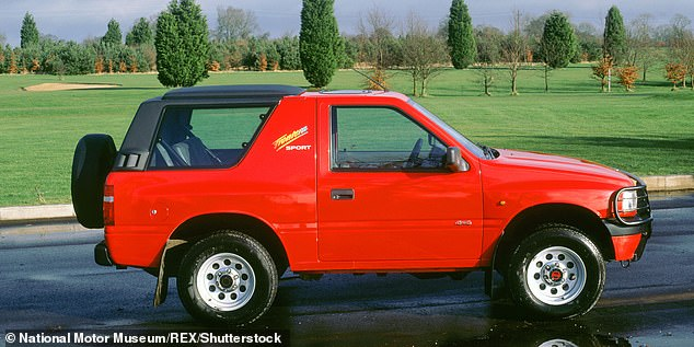 Vauxhall launched the Frontera in late 1991 as an answer to growing demand for 4X4s