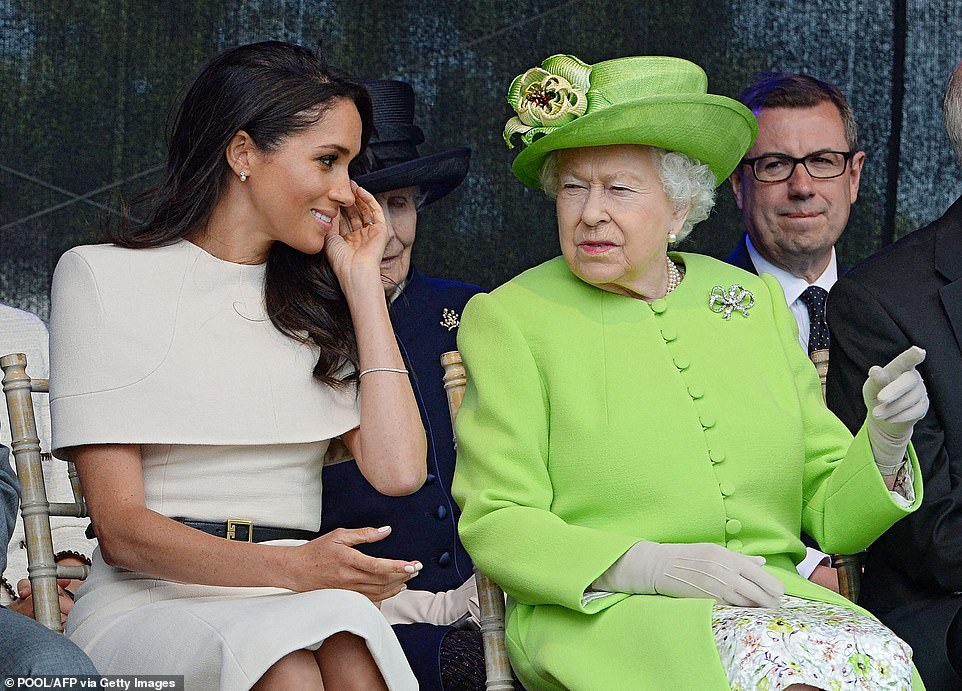 Aides at Buckingham Palace will stay up through the night to watch the Duke and Duchess of Sussex¿s explosive interview with Oprah Winfrey.The Queen, who is at Windsor Castle, is expected to be briefed about the contents of the interview tomorrow morning. It is likely one of her senior aides will relay Meghan and Harry¿s comments after breakfast