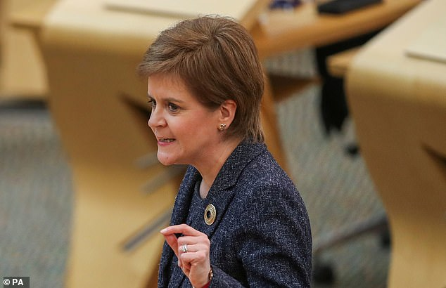 Nicola Sturgeon has been accused of several alleged breaches of the Ministerial Code. One is that she knowingly wasted public money by pursuing a judicial review she knew she would lose