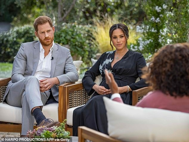 The Duke of Sussex has described himself, the Prince of Wales and the Duke of Cambridge as being 'trapped' within the system